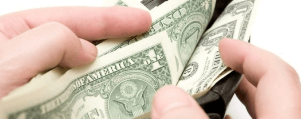 Your wallet could have more travel money than you thought. Rare dollar bills can fetch you as much as $2500 in travel money if they have the right serial number. Check your wallet for travel money you didn't even know you had