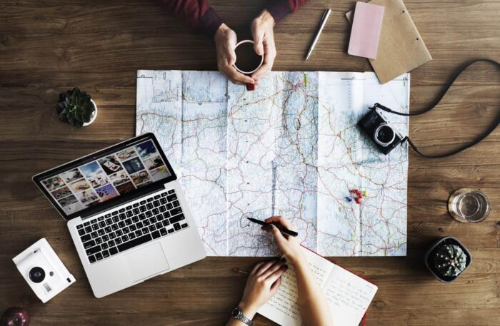 Use affiliate marketing to fund a year of backpacking travel. Instead of spending years saving up for your big trip let me show you how to fund your travels while you travel across Europe or through the jungles of South America.