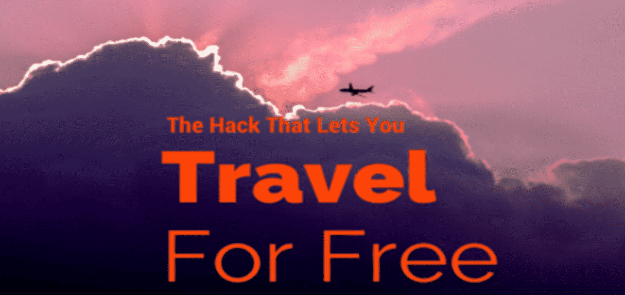 If you can get good at travel hacking you can delete the biggest expense every traveler in the world is trying to get rid of: transportation