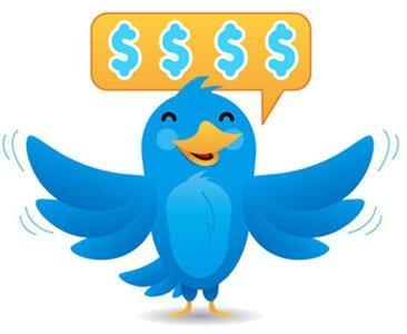After building up your audience brands will come knocking on your door to use that audience. Some will pay you per tweet, some will pay you per lead & other will pay for your world travels and adventures in other ways