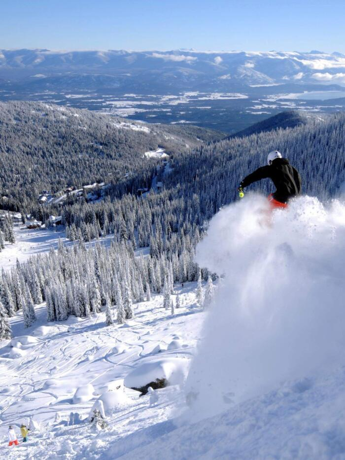 Skiing Adventure Travel Ideas