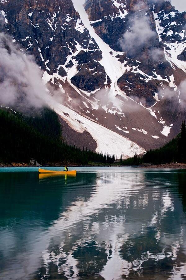 Canoe Adventure Travel