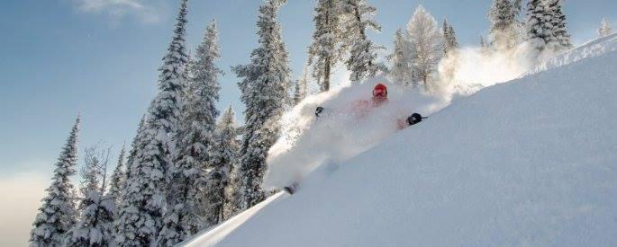Ogeen Utah Fresh Powder