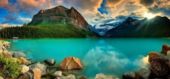 Free camping in British Columbia near Jasper National Park
