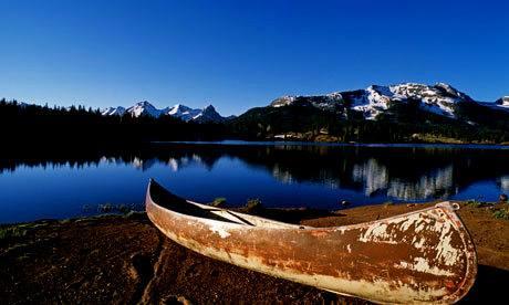 Free camping Alaska