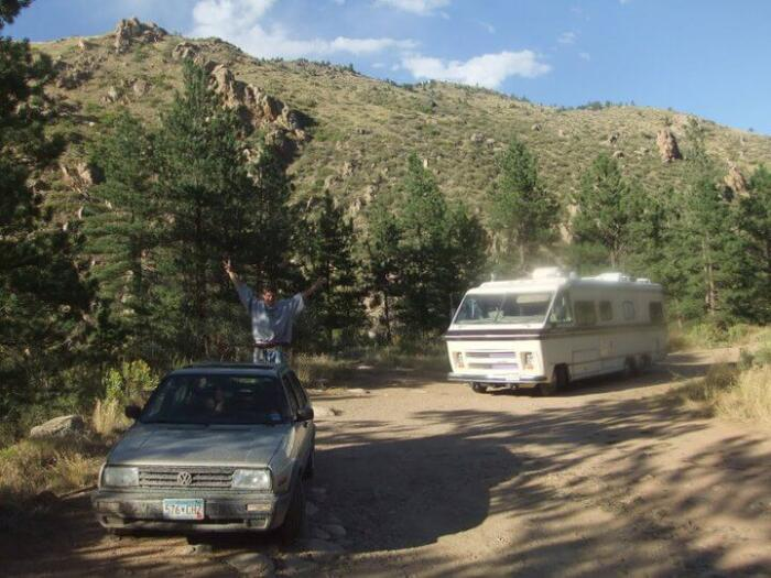 Free Camping Fort Collins