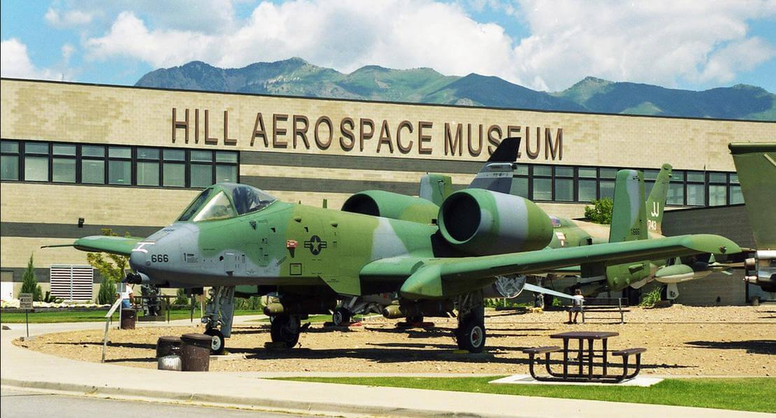 Hill aerospace museum ogden utah