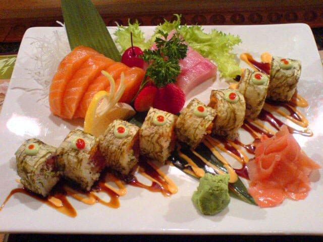 Best Sushi in Ogden Utah Sushi Midori