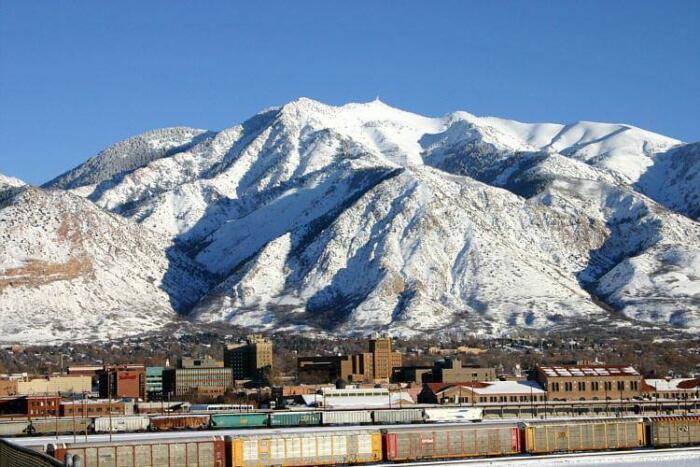 Train Station Ogden Utah