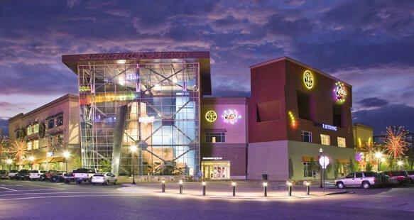 Salomon Center Ogden utah