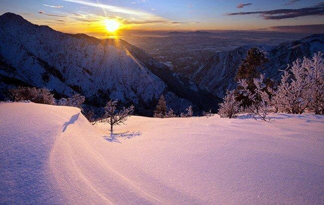 Ogden Utah Powder