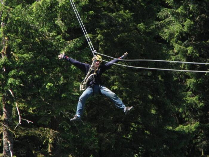 Zipline Adventure Travel