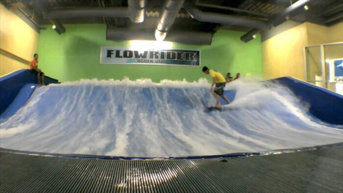 Indoor Surfing Ogden Utah