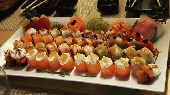 Sushi Ya In Ogden Utah