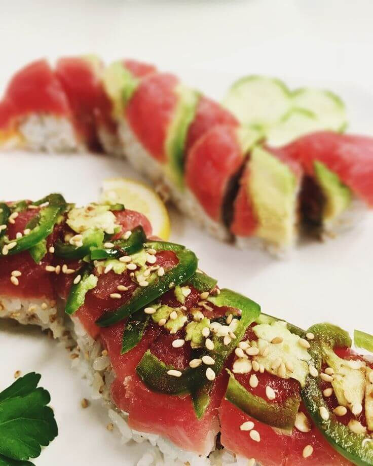 Ogden Utah Sushi