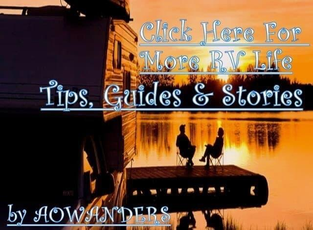 Providing RV Life Tips, Guides & Stories one travel adventure at a time. Follow along with me as I discover new destinations & uncover the secret to RV life. Whether your searching for RV hookups, free camping spots or tips on how to buy your first RV AOWANDERS has got your covered.