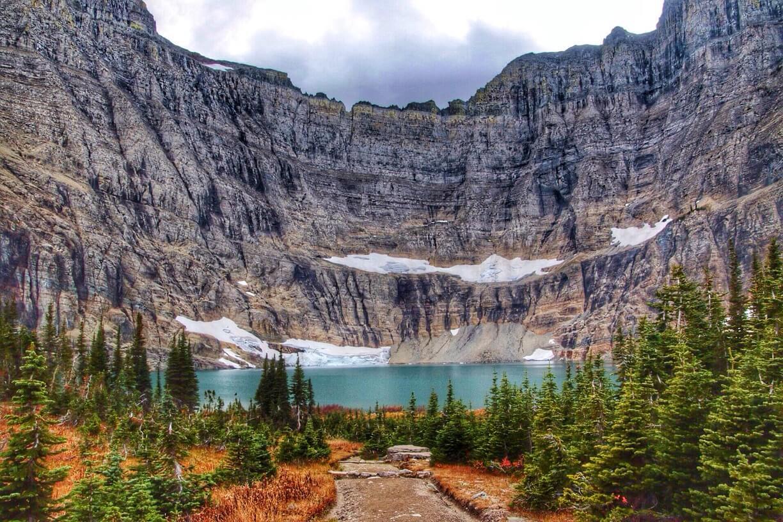 Glacier National Park Lodging Admissions Trails Amp Advice