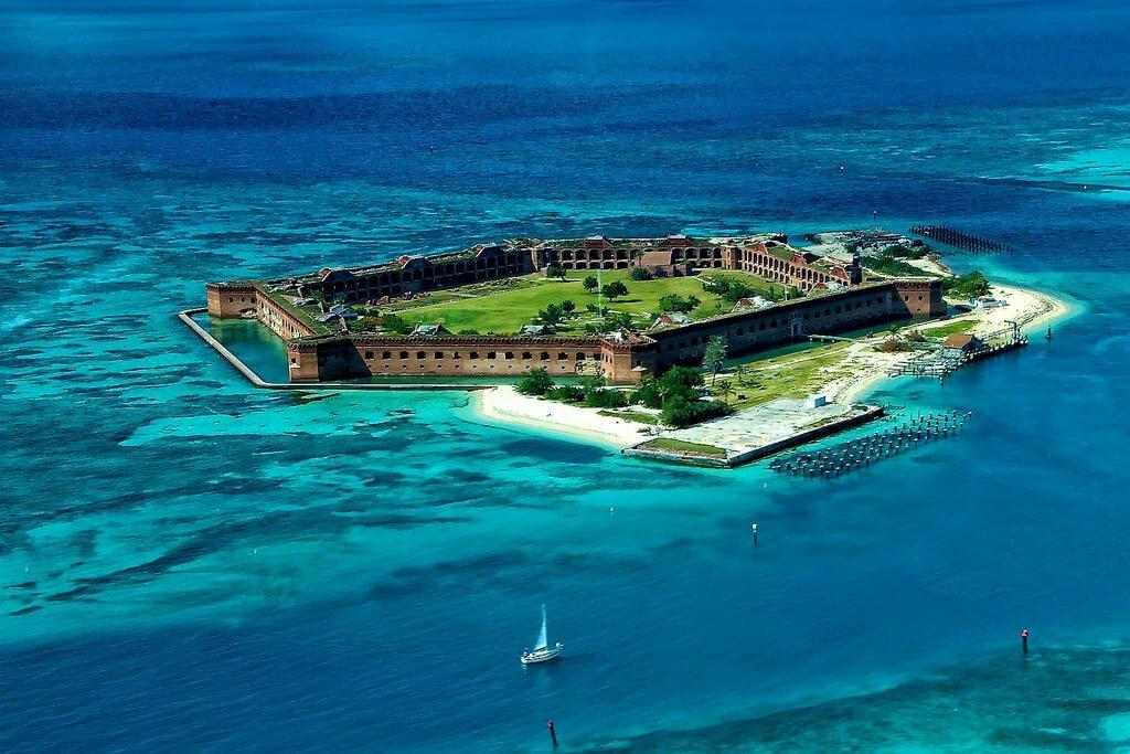 Fort Jefferson Adventure Ideas in Florida Key West