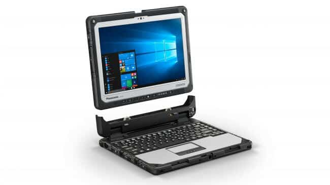 The Panasonic Toughbook is the original rugged laptop, and has been on the market since 1996. The Panasonic Toughbook CF-33 is waterproof, crush proof & super powerful. With built in Wifi, GPS, HDMI port, gorilla glass digitizer touch screen there is no mystery why professionals are lining up around the block to get there hands on the new Panasonic Toughbook CF-33. This a great laptop. It may be a bit expensive. But they can handle anything. Hold their value, and rarely do you find one for sale on amazon, craigslist or ebay.