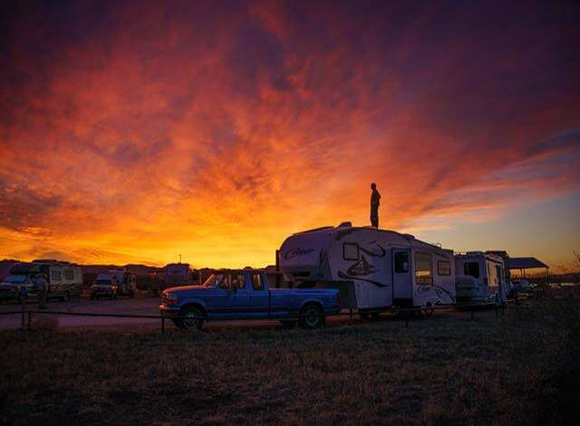 Buying an RV will turn bedtimes into sunset watching traditions. Meals into outdoor adventures, and moving into exciting freedom. When buying an RV the motorhome with the most space and features will be a 5th wheel tow behind camper. These RVs are big and provide the most comfort, luxury and space. If your new to RV life you won't miss a thing from when buying an RV from the 5th wheel camper style.