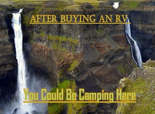 Buying an RV allows you to explore free camping near telluride in the san juan mountain range. Because after buying an RV you will find the coolest campsite and outdoor adventures America has to offer. There are plenty of cheap RV buying guides on the internet, but that is just what they are cheap & useless. This is the only rv buying guide you will ever need. And I would love to hear about the new RV you bought in the comments below, or at the very least share your new rv adventures with us because there are sure to be a lot of them in your new RV life.