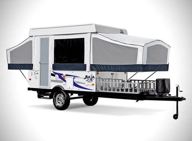 Almost every RVer has a story of a popup camper. Almost every RVer started their RV life with a popup tent camper. They are super easy to own, flexible, low maintenance and easy on the wallet. Some have canvas walls while others come with hard fiberglass walls. Some only include the basics...bed, kitchen and some storage. While other pop up campers are designed with A/C, bathroom, kitchen, bed and storage. Pop up campers are the cheapest RVs to get a taste of RVlife and probably the main reason why so many RVers start out with Pop up campers more than any other RV on the market today. So if you don't want to break the bank consider a pop up camper when buying your next RV.