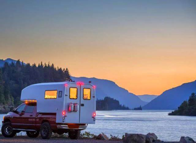 Buying an RV is a life changing decision. For me it was trying to find a cheaper way to survive, but accidentally stumbling on cheap RV life opened my eyes to the possibilities outside of suburbia captial America. I was able to move and live where ever I wanted as long as I had the gas money to get there. RV life was a game changer for me, and while my first RV was Class C when I bought a truck camper my life changed forever thanks to buying an RV