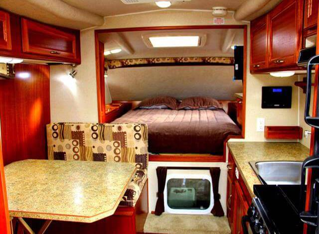 If your buying an RV to play in the outdoors more and spend less time in the comforts of home than a Truck camper is a the perfect choice when buying an RV. With a small kitchen, bathroom, dining area, bed and storage. Truck campers are the perfect RV. Mobile, stealthy and easy on the wallet. I recently purchased a slide in truck camper rv and I couldn't be more excited about the possibilities this little guy brings to the table. I plan on spending more time in Whitefish Montana, Sandpoint Idaho, Pacific Northwest and Ketchikan Alaska. When the 50 inch storm rolls through Telluride I'll be there too, and probably visit my friends in Tahoe without worrying about taking a loan out for fuel. My buying an RV guide will help you narrow down which RV is best for you and why!