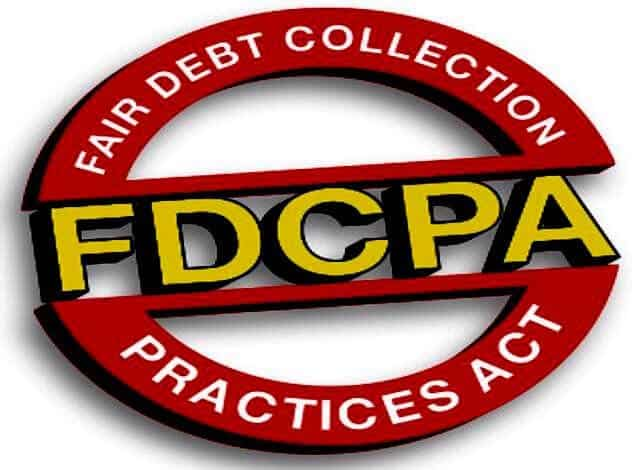 FDCPA stands for fair debt collections practices act. The FDCPA is put in place for to make credit repair so much easier.