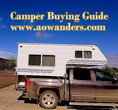 The ultimate toyota tacoma truck camper buying guide by aowanders.com