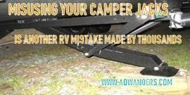 34 RV Mistakes I Made With My First RV Camper & The RV