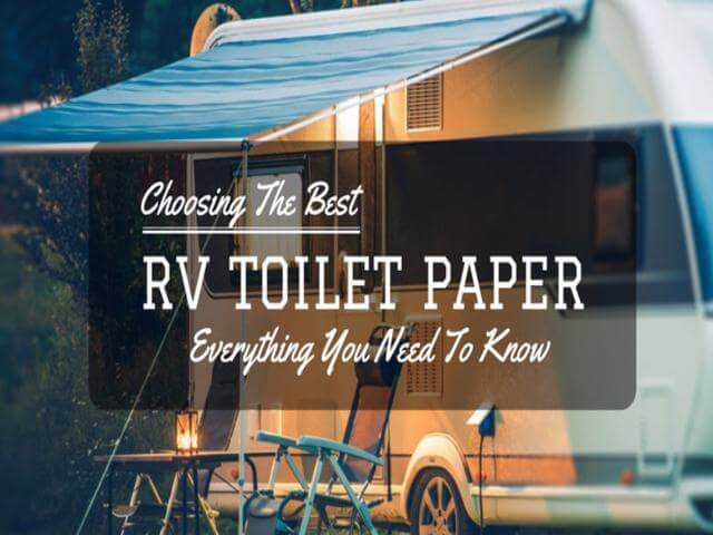 You do not need to buy special RV toilet paper for your new camper. It does not matter what toilet paper you use. I promise. Out of all the camper accessories you could waste your money on RV toilet paper has got to be worst at stealing your money. www.aowanders.com