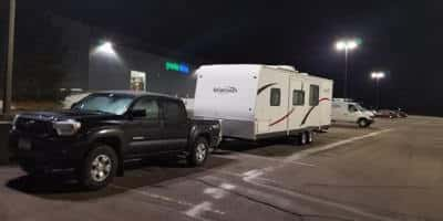 To save $20,000 in 3 months I had to urban boondock in the city of Plymouth Minnesota