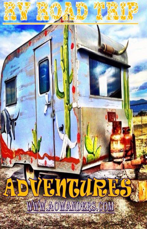An entertaining recount of a legendary two month RV adventure. Complete with bear encounters, dramatic scenery, real live dinosaurs and the ultimate tragedy.