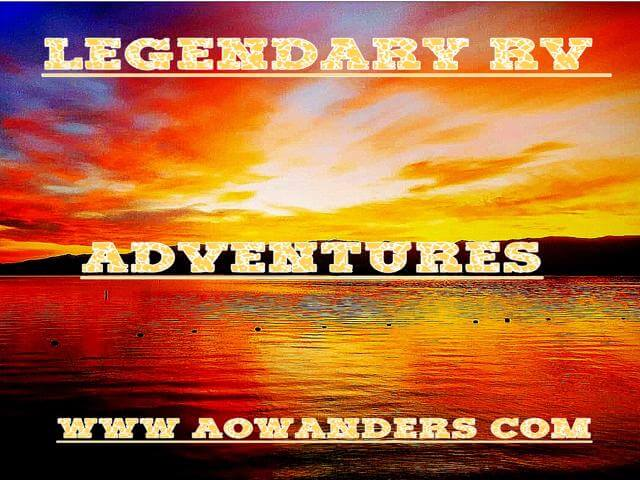 Legendary RV Adventures aren't planned they happen by choice, and if you follow my RV travel tips you embark on one today.