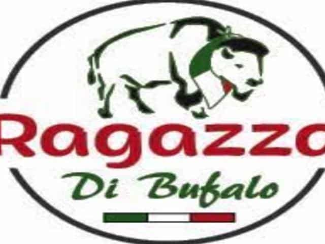 Ragazza Di Buffalo logo for the restaurant located in Donnelly Idaho by Chef Steve Topple.