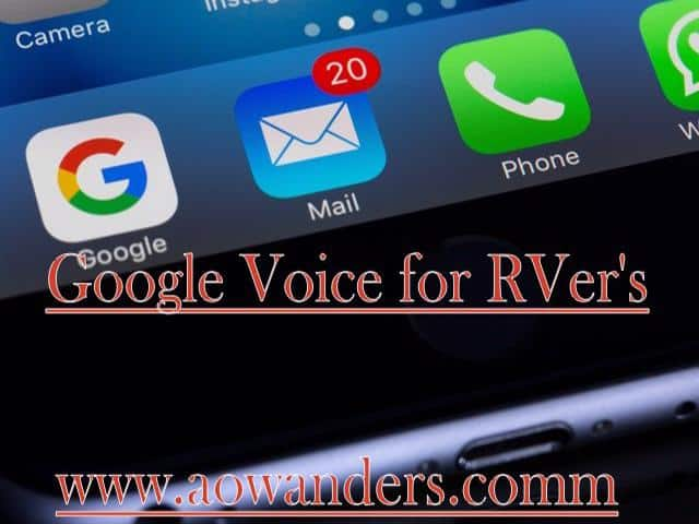Google voice is the greatest piece of technology for any long term traveler. Google Voice is Free to call any number in the United States. Plus it comes with features like texting, voicemail and caller ID.