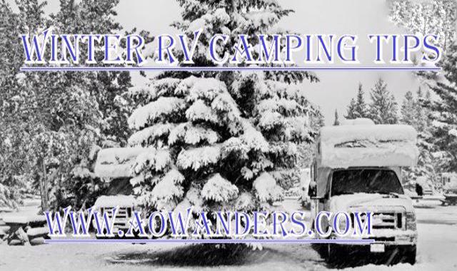 Winter camping tips and succesful frozen camper door lock methods