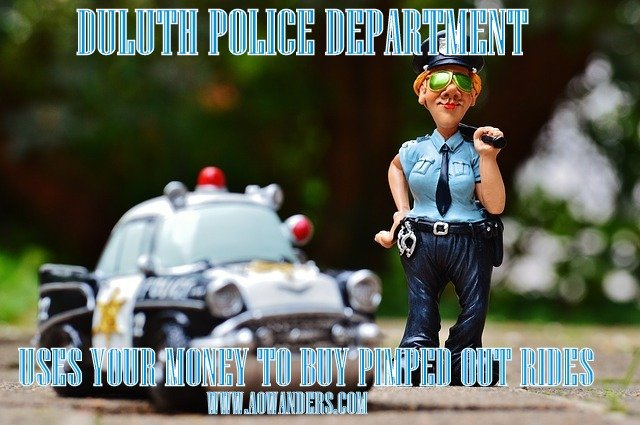 Duluth Police completely unaware of the harm or costs they inflict on the community they patrol