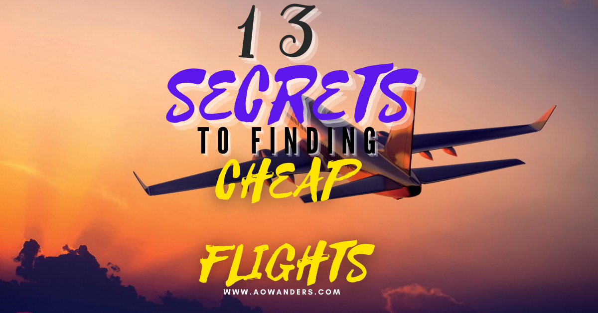 Finding cheap flights and low airfare using these travel guidelines while researching budget airlines and various other low fare finding tools.
