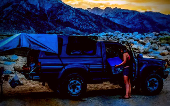 Providing boondocking tips to pursue a freedom you can only find from wild or dispersed camping in the United States.