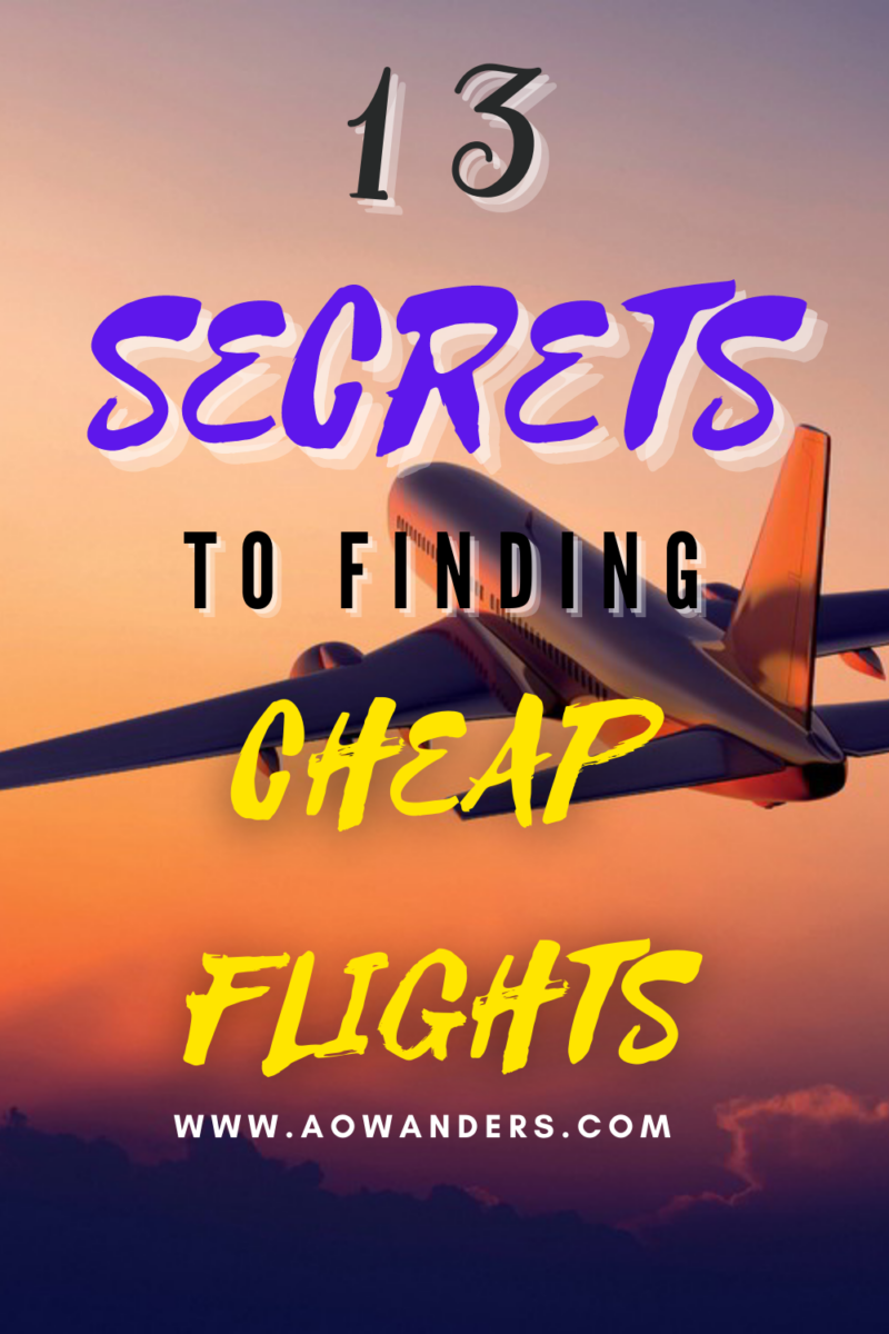 Finding cheap flights is the art navigating low airfare, last minute flight deals and airline reward programs. Ensuring that you find the lowest airfare possible through flexible travel plans, budget airlines and diligent research.