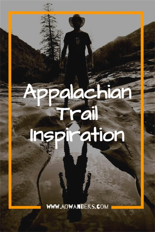 Inspirations the Appalachian Trail.  A 10-part guide series into everything you need to know about the Appalachian Trail.