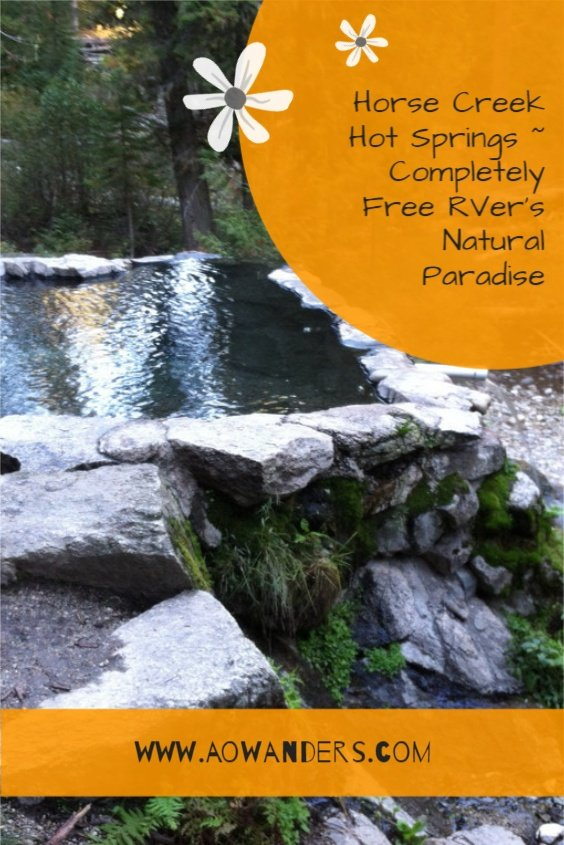 Tips to Enjoy the Horse Creek Hot Springs in the Frank Church Wilderness Recreational Area