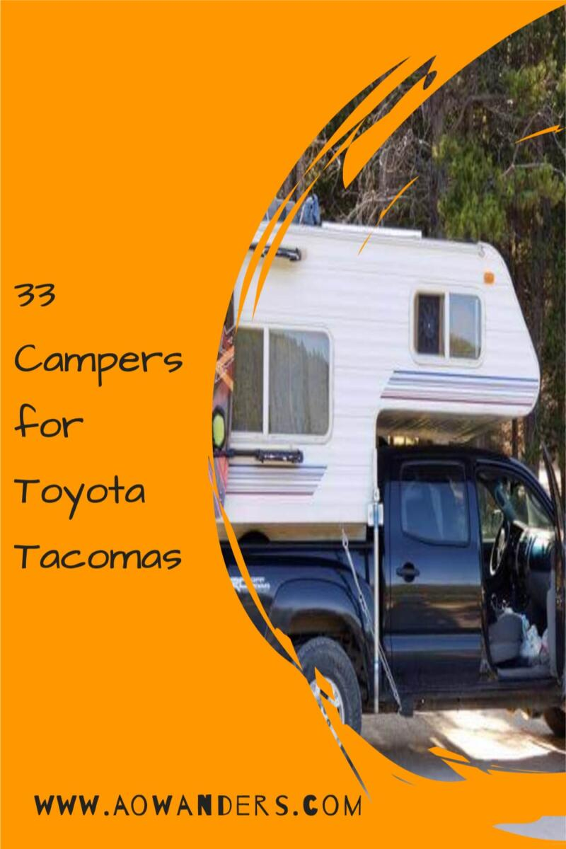 33 best small truck campers