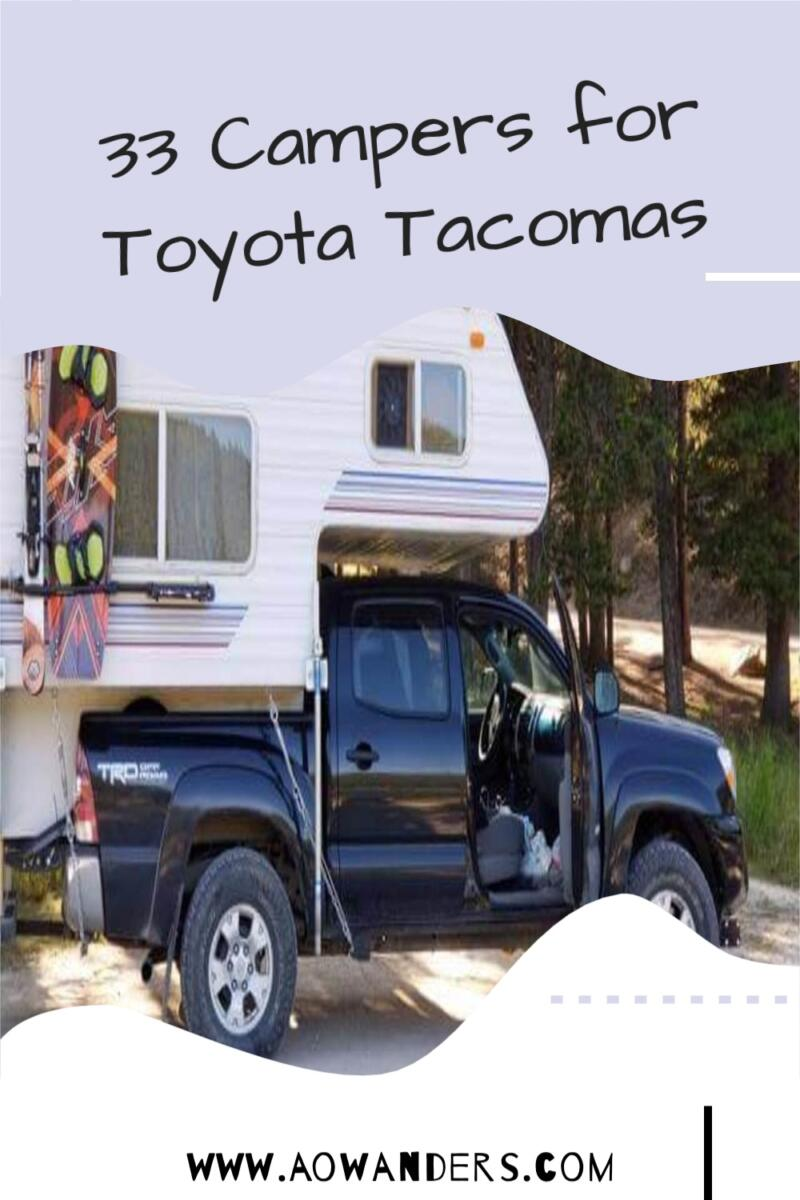 Truck bed camping with a Toyota Tacoma