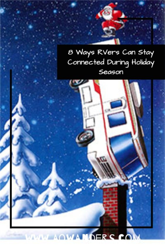 Gift ideas for RV owners and those that travel around in an rv/camper.