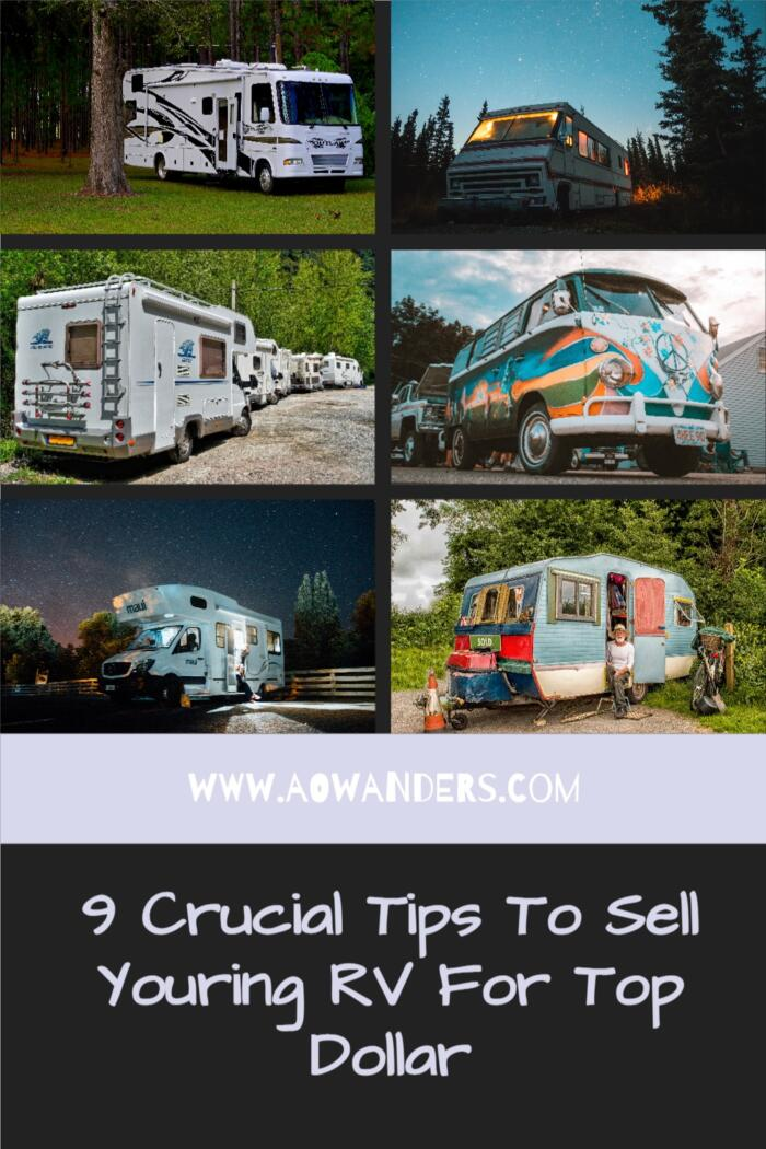 The 9 steps I do to get the highest resale value when trying to sell my camper